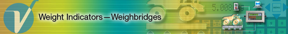 Weight Indicators - Weighbridges